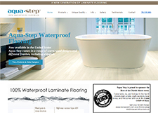 Aqua-Step Waterproof Flooring