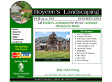 boydens landscaping th