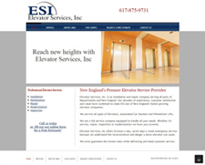 esi elevator services th