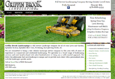 griffin brook landscaping