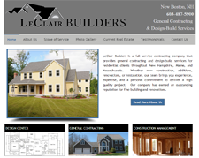 leclair builders th
