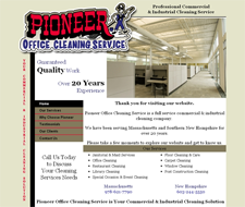 pioneer office cleaning th