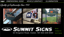 summit signs