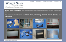 wright sales th